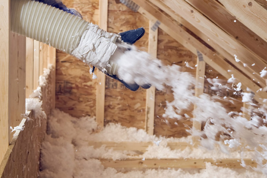 Residential Amp Commercial Insulation Installation Company